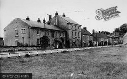 Hovingham, The Worsley Arms Hotel c.1960