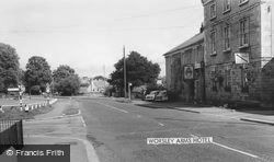 The Worsley Arms Hotel c.1960, Hovingham