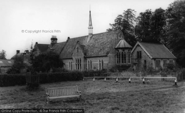Photo of Hovingham, Village School c.1965