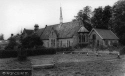 Hovingham, Village School c.1965