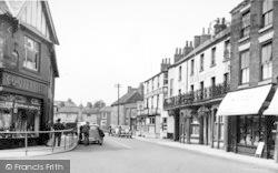 Howden, Bridgegate c.1955