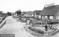 Buttfield Road c.1965, Howden