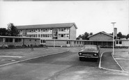 Howden, County Secondary School c1965