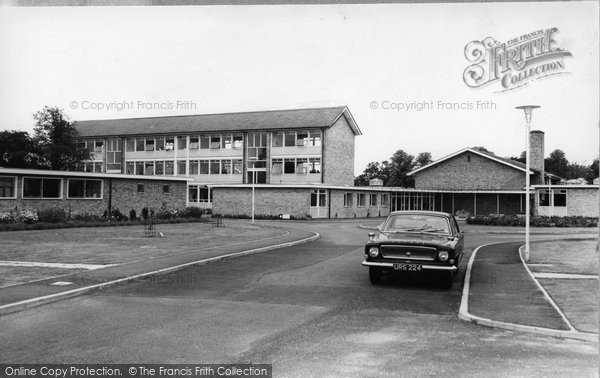 Photo of Howden, County Secondary School c1965