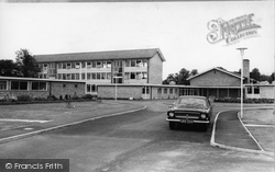 County Secondary School c.1965, Howden