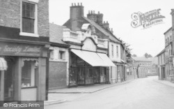 Howden, Grocery Store c.1960