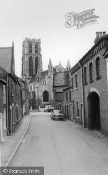 Howden, St John's Street c.1965