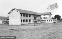 The County Secondary Modern School c.1965, Howden