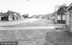 Howden, The Meadows c.1960