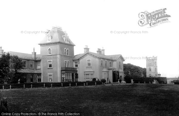 Photo of Howth, Claremour Hotel 1897