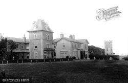Howth, Claremour Hotel 1897