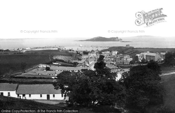 Photo of Howth, General View 1897