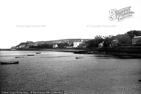 Photo of Howth, Harbour And Front 1897