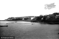 Howth, Harbour And Front 1897