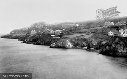 Howth, Head From Tower 1897