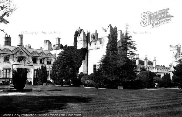 Photo of Howth, Howth Castle 1897