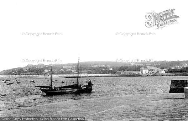 Photo of Howth, Howth From The Pierhead  1897
