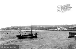 Howth, Howth From The Pierhead  1897
