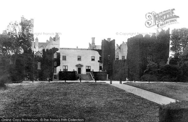 Photo of Howth, The Castle 1897