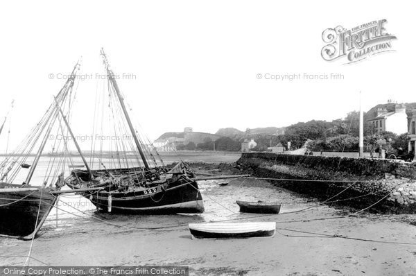 Photo of Howth, The Harbour 1897
