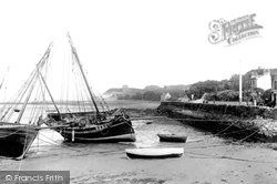 Howth, The Harbour 1897