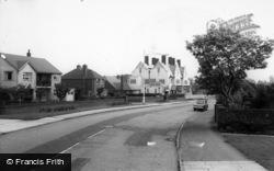 Hoylake, Birkenhead Road c.1965
