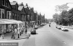 Hoylake, Market Street c.1960