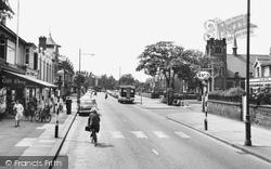 Hoylake, Market Street c.1965