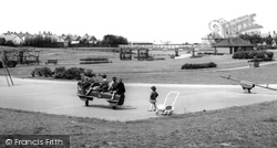 Hoylake, Recreation Ground c.1965
