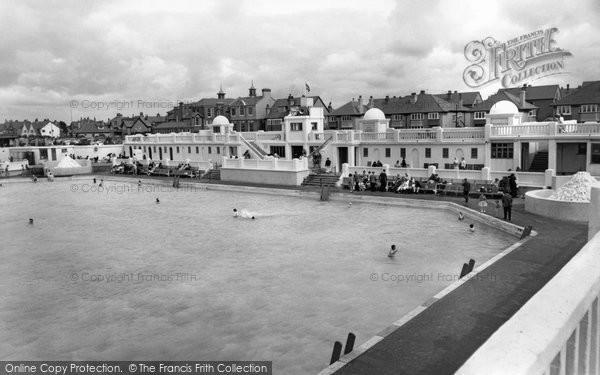 Photo Of Hoylake Swimming Pool Francis Frith
