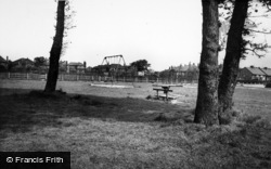 Hoylake, The Park c.1965