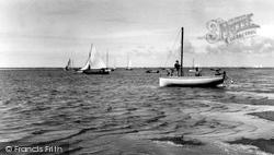 Hoylake, The Yachts c.1960