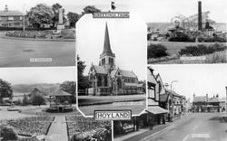 Hoyland, Composite c.1960