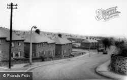 Hoyland, Greenfield Estate c.1960