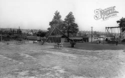 Hoyland, Recreation Ground c.1950