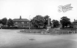 Hoyland, The Memorial c.1960
