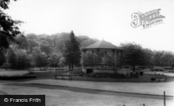 Hoyland, The Park c.1950