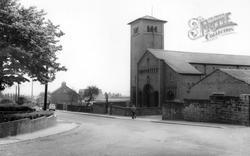 Hoyland, The Roman Catholic Church c.1960
