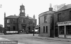 Hoyland, The Town Hall c.1950