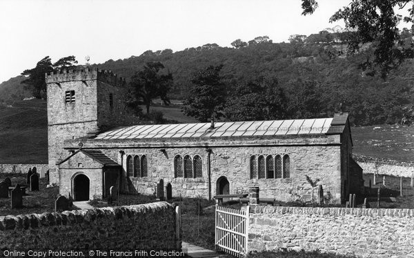 Photo of Hubberholme, Church Of St Michael And All Angels 1900