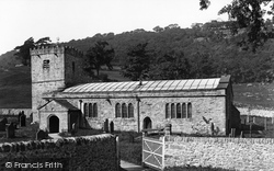 Church Of St Michael And All Angels 1900, Hubberholme