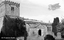 Church Of St Michael And All Angels 1952, Hubberholme
