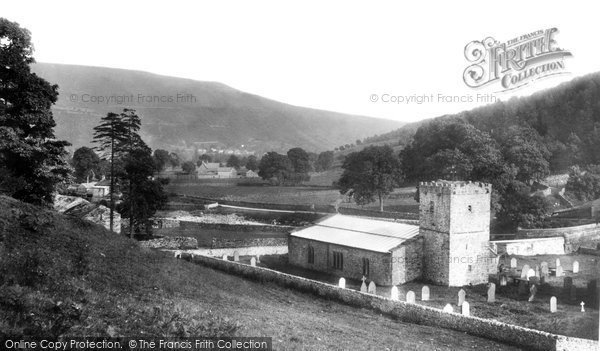 Photo of Hubberholme, Church Of St Michael And All Angels And Buckden 1900