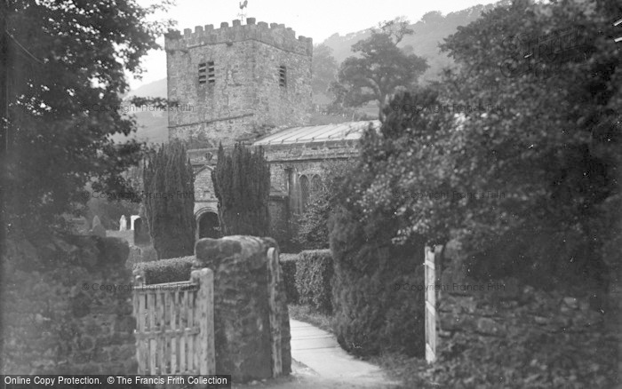 Photo of Hubberholme, Church Of St Michael And All Angels c.1933