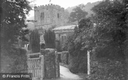 Church Of St Michael And All Angels c.1933, Hubberholme