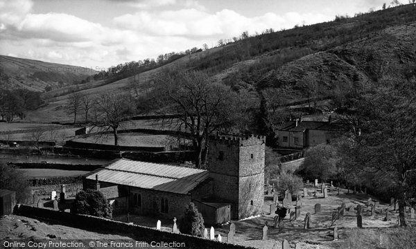 Photo of Hubberholme, Church Of St Michael And All Angels c.1960