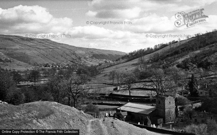 Photo of Hubberholme, General View c.1960