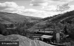 Hubberholme, General View c.1960