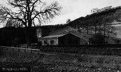 St Michael's Church c.1960, Hubberholme