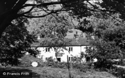 The George Inn c.1960, Hubberholme